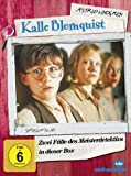 Astrid Lindgren: Kalle Blomquist - Zwei Fälle des Meisterdetektivs in dieser Box [2 DVDs]