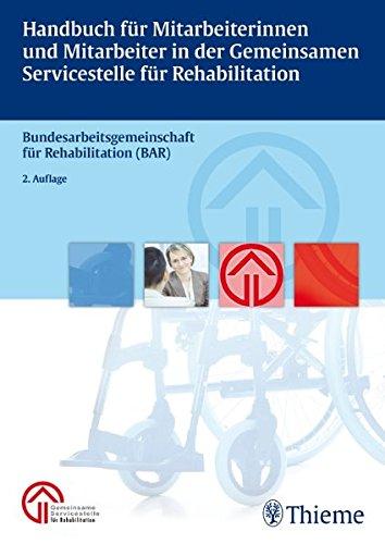 Handbuch für Mitarbeiterinnen und Mitarbeiter in der gemeinsamen Servicestelle f