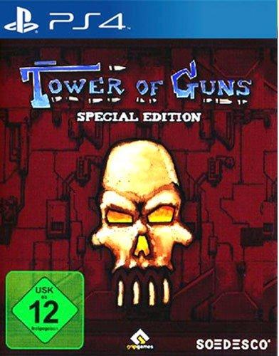 Tower of Guns Steelbook - PS4 -