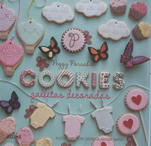 Galletas decoradas. Cookies par Peggy Porschen
