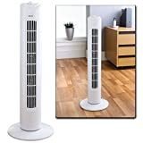 Sentik 29 3 Speed Oscillating Tower Fan by Sentik