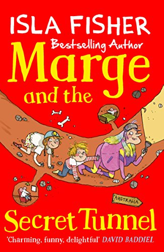 Marge And The Secret Tunnel (Marge in Charge 4) por Fisher Isla
