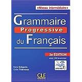 Grammaire progressive du français - Niveau intermédiaire. Buch mit Audio-CD