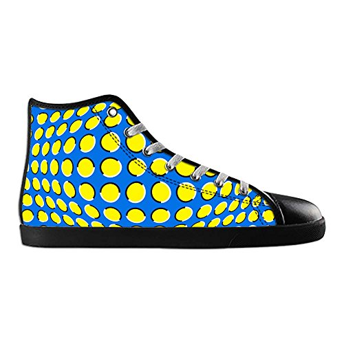 Dalliy polka dots Men's Canvas shoes Schuhe Footwear Sneakers shoes Schuhe B