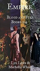 Empire: Blood and Fire Saga Books 1-4 (English Edition)