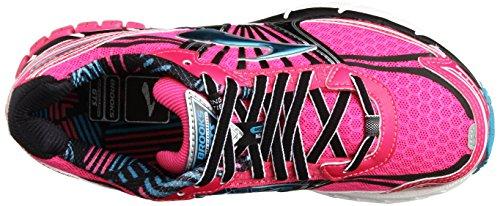 Glow Pink pink Gst Brooks 14 Adrenaline capri Laufschuhe Damen Women black Breeze aZ8qYZ