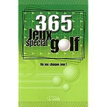 365 Jeux spécial Golf