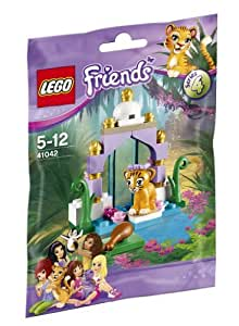 Lego - A1401805 - Tigre + Temple Asiatique - Friends