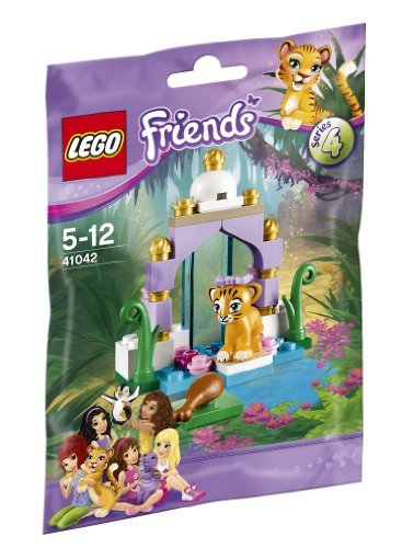 LEGO FRIENDS - EL BELLO TEMPLO DE LA TIGRESA (41042)