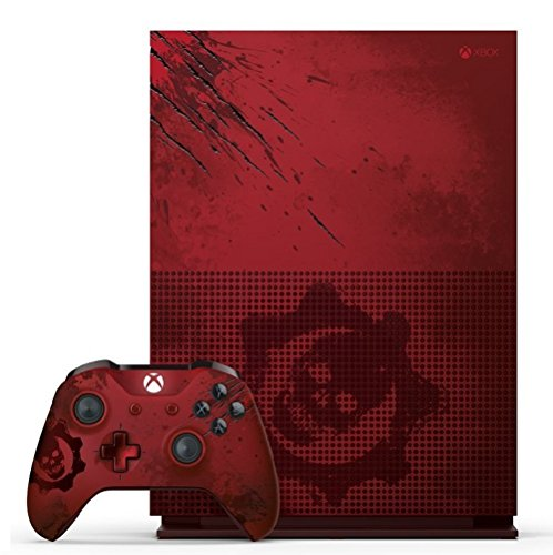 Pack Console Xbox One S 2To + Gears Of War 4 – édition limitée