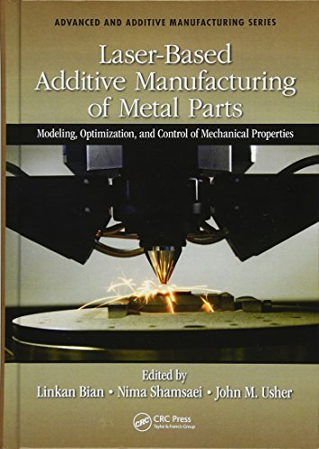 Laser-Based Additive Manufacturing of Metal Parts: Modeling, Optimization, and Control of Mechanical Properties (Advanced and Additive Manufacturing)