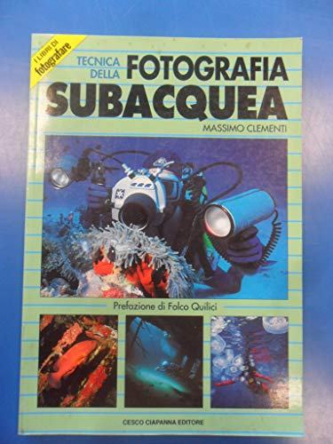 Tecnica della fotografia subacquea