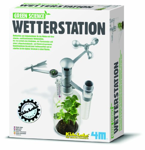 4M 663279 - Green Science - Station Météo