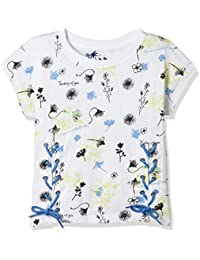 Lee Cooper Girls' Animal Print Regular Fit T-Shirt