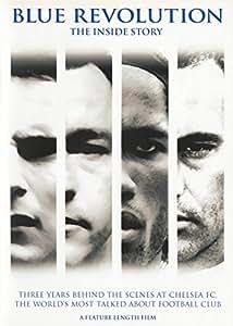 Blue Revolution [DVD]