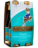 BABYCHAM Original Refreshing Sparkling Perry 4x 200ml - Sekt / Birnen-Perlwein