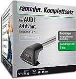 Rameder Komplettsatz, Dachträger Flush für Audi A4 Avant (119957-06988-1)