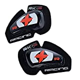 Oxford RK-S Course Piste Route Moto Sliders Genou Armour - Paire