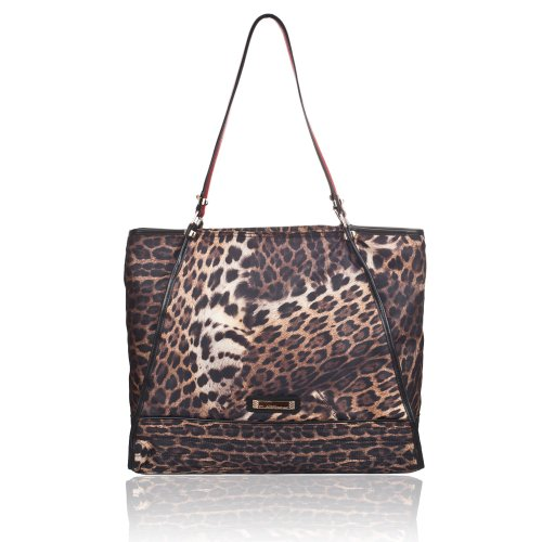 BORSA DONNA SHOPPING A SPALLA ROBERTO CAVALLI - CLASS- C29.002 119 RED