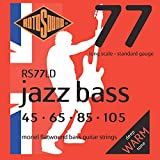 Rotosound RS77LD Jazz Bass Strings (45-105)