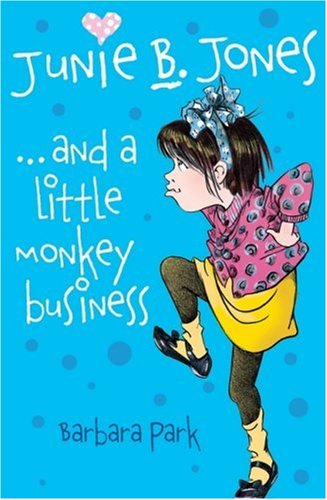Junie B. Jones and a Little Monkey Business (Paperback)