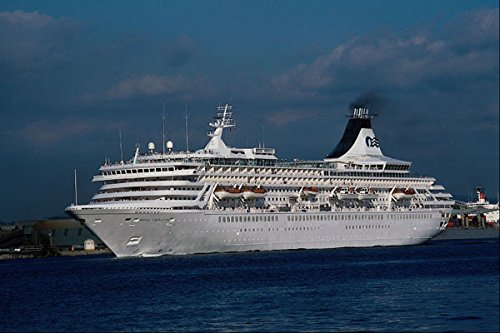 553076-cruise-ship-royal-princess-alaskan-cruise-a4-photo-poster-print-10x8