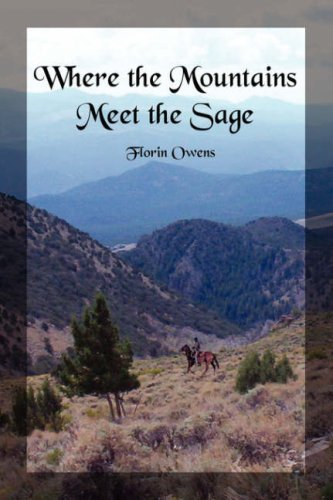 Where the Mountains Meet the Sage Cover Image