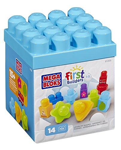 Mega Bloks 81205 - First Builders Colors und shapes
