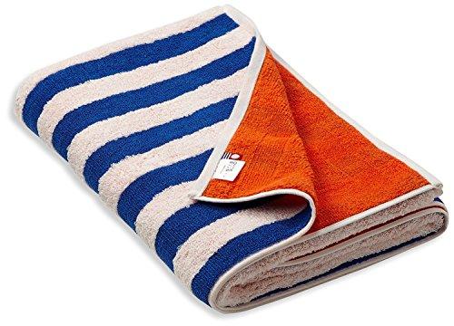 [Imabari Handtuch] Picasso Badetuch / Orange 1-60282-11-OR (Japan-Import)