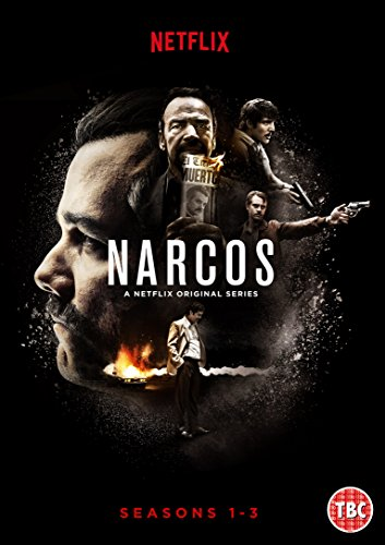 Narcos Season 1-3 [Reino Unido] [DVD]