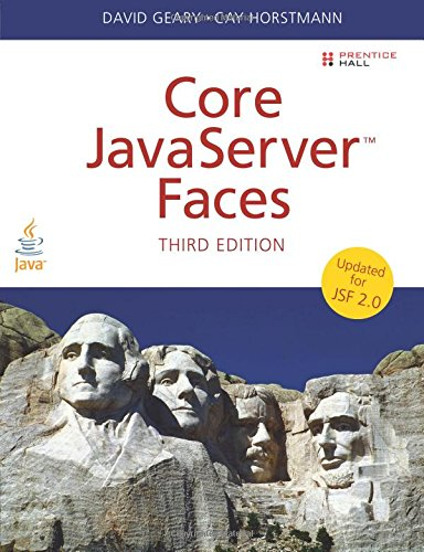 Core JavaServer Faces (Sun Core Series)
