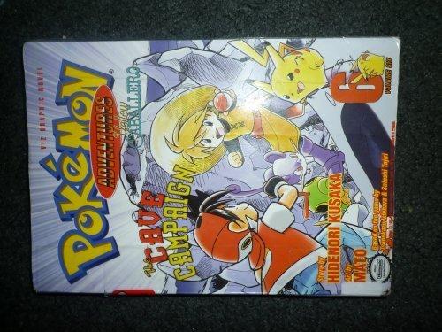 The Cave Campaign (Pokemon Adventures: Yellow Caballero) by Hidenori Kusaka (2002-08-01)