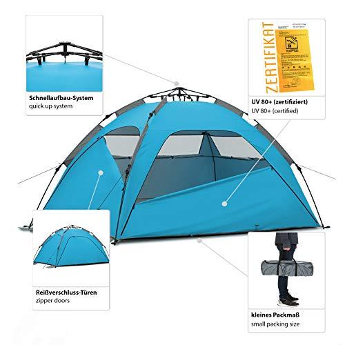 Baoblaze Sac De Rangement pour Tente De Camping Poche Piquets de Tente