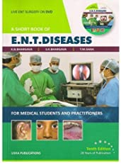Short Book of ENT Diseases 10/e