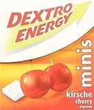 Dextro Energy Minis Kirsche / Mini Traubenzucker-Täfelchen mit schnell verfügbarer Glucose für unterwegs / 6 Packungen (6 x 50g)