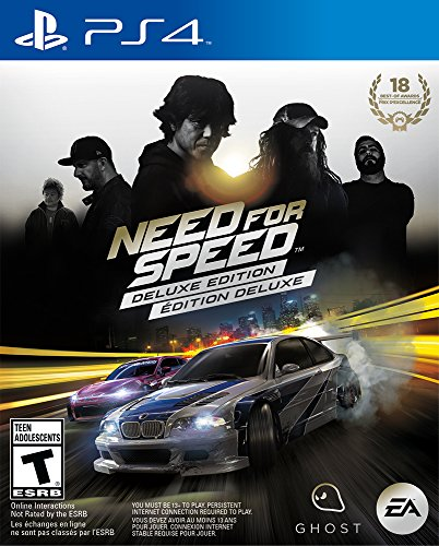 Electronic Arts Need For Speed Deluxe PS4