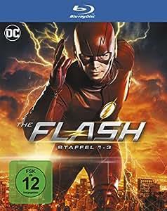 The Flash - Die kompletten Staffeln 1-3 (exklusiv bei Amazon.de) [Blu-ray] [Limited Edition]