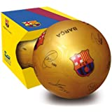 Unice 502021 - Balón Futbol En Estuche F.C. Barcelona