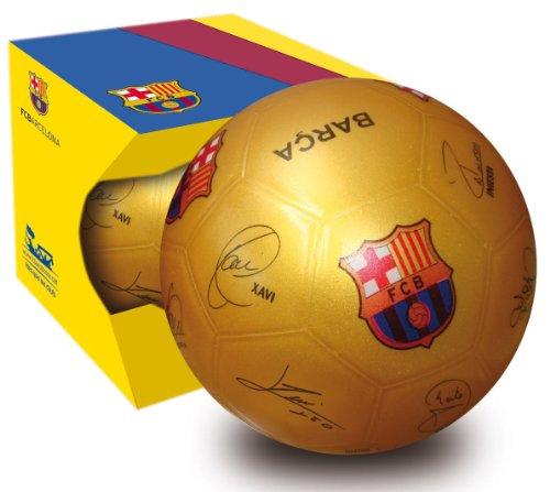 Futbol Club Barcelona- Barcelona Pelota 15 cm Mondo