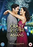 Crazy Rich Asians [DVD] [2018]