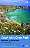 South West Coast Path: Padstow to Falmouth: National Trail Guide