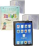 alles-meine.de GmbH A4 - Zeugnisringbuch / Ringbuch -  App - Smartphone / Tablet  - ERWEITERBAR ..