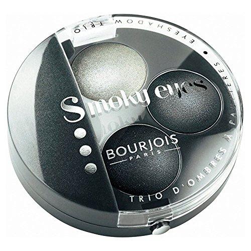 Bourjois Ombre Smoky Eyes Trio Des Yeux - Gris Dandy