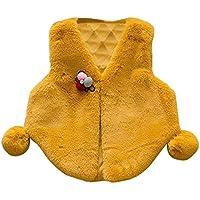 Kinder Weste Kleinkind Jacke Winter Baby warme Weste Gilet für 9-36 Monate