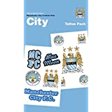 Galleria fotografica Manchester City F.C. Tattoo Pack