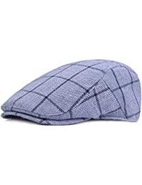 edc6cce5135e7 ... para Ropa   Hombre   Accesorios   Sombreros y gorras. Boina Ocio Retro  Hat Gorra de Golf Sombrero de Sol Deporte al Aire Libre Primavera Verano