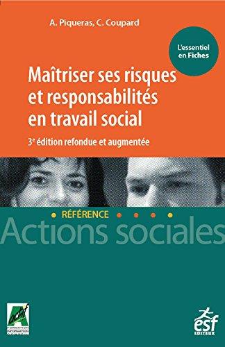 Maîtriser ses risques et responsabilités en travail sociale (EDL ACT.SOCIALE)