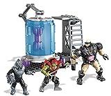 Tortugas Ninja - Juegos de construcción, cámara del Krang (Mattel...