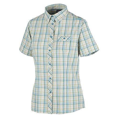 CMP Damen Outdoor Bluse, anice-curacao-ambra, 38