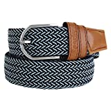 Sparky cotton strechable men's belt